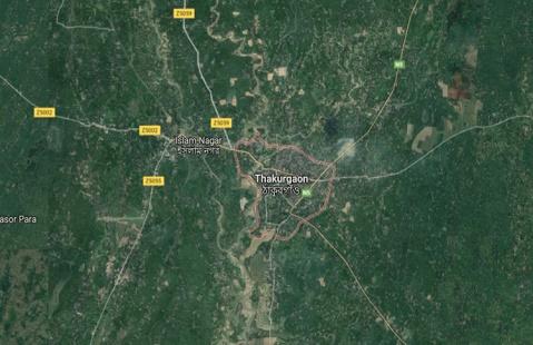ঠাকুরগাঁওয়ে বিএসএফের গুলিতে বাংলাদেশি নিহত
