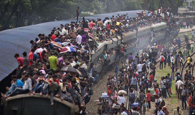 রেলবহরে সংযোজন করা হচ্ছে ৮০০ রেলকোচ