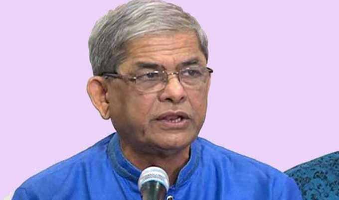 খালেদা জিয়ার জামিন আটকে রেখেছে সরকার: ফখরুল