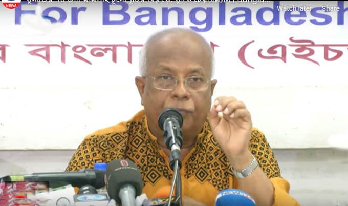 দুর্নীতির ৭০ ভাগ মামলাই চুনোপুঁটির বিরুদ্ধে: দুদক চেয়ারম্যান