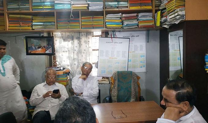 আগাম জামিন নিতে হাইকোর্টে ফখরুলসহ বিএনপির ৫ শীর্ষ নেতা