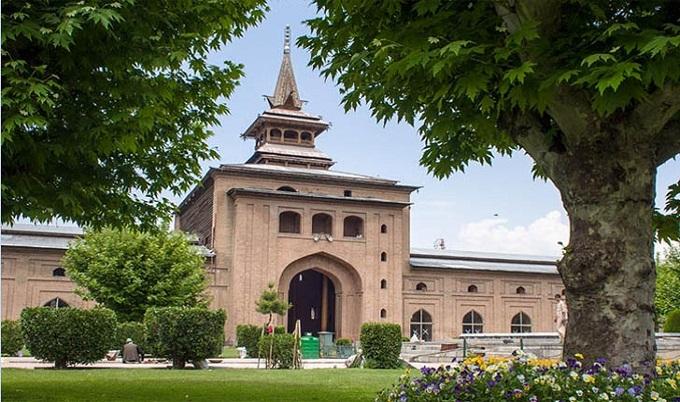 কাশ্মীরের বিখ্যাত জামা মসজিদ বন্ধ করে দিল ভারত
