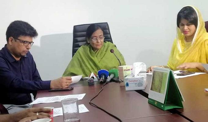 ডেঙ্গু রোগীর সংখ্যা বাড়বে না, আশাবাদ স্বাস্থ্য অধিদফতরের