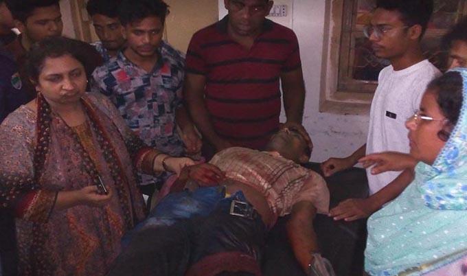 চুয়াডাঙ্গায় যুবলীগ নেতাকে কুপিয়ে হত্যা