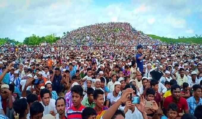 রোহিঙ্গা মহাসমাবেশের পেছনে জড়িতরা শনাক্ত