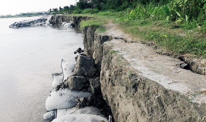 এবার নদী ভাঙন রোধ প্রকল্পেও বিদেশ সফরের প্রস্তাব