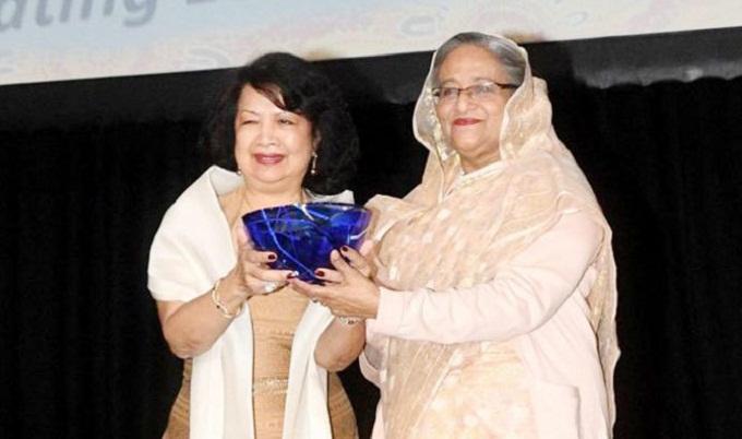 মোট কতগুলি আন্তর্জাতিক পদক পেয়েছেন প্রধানমন্ত্রী শেখ হাসিনা