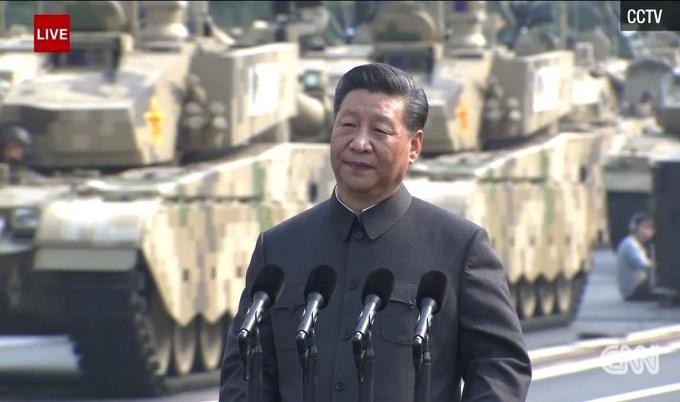 'দুনিয়ার কোনও শক্তিই চীনকে ঝাঁকুনি দিতে পারবে না'