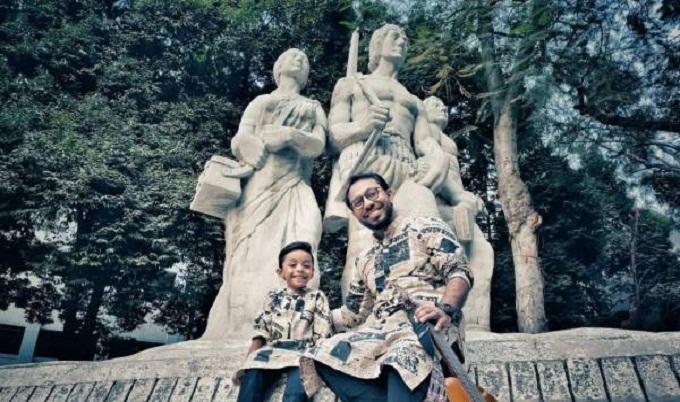 বিজয় দিবস উপলক্ষে 'বাপকা বেটা'র গান