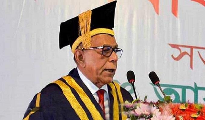বহুবার ফেল করেছি, নকল করিনি: রাষ্ট্রপতি
