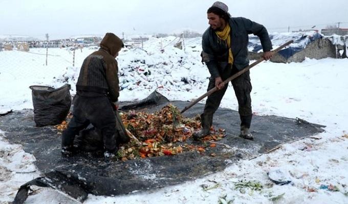 আফগানিস্তানে তীব্র শৈত্যপ্রবাহে নিহত ১৭
