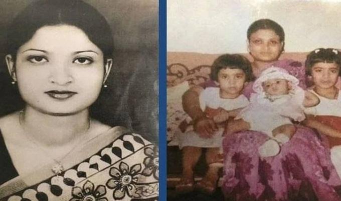সগিরা মোর্শেদ হত্যা : ৪ জনকে আসামি করে চার্জশিট
