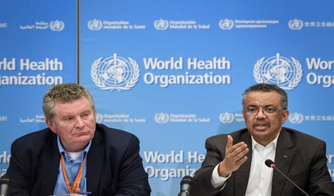 'সর্বোচ্চ ঝুঁকিতে' বিশ্ব: বিশ্ব স্বাস্থ্য সংস্থা