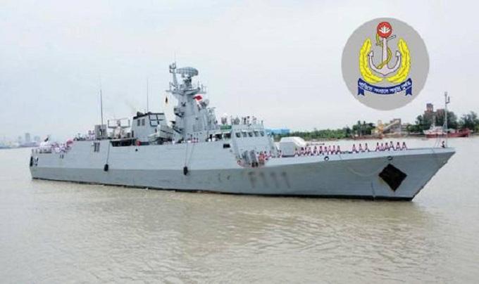 আম্পান মোকাবিলায় প্রস্তুত নৌবাহিনীর ২৫ জাহাজ
