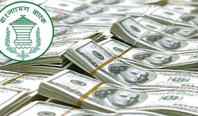 রেকর্ড ৩৪ বিলিয়ন ডলারের বৈদেশিক মুদ্রার রিজার্ভ