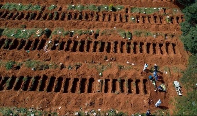 করোনা: আগাম ১৫ লাখ কবর খুঁড়ছে দক্ষিণ আফ্রিকা