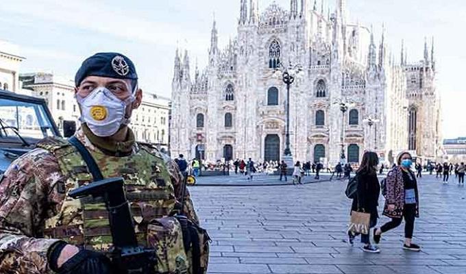 ১৩ দেশের নাগরিকদের ইতালি প্রবেশে নিষেধাজ্ঞা
