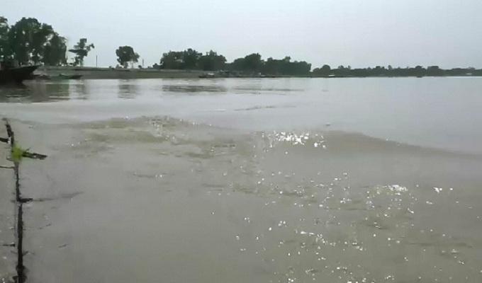 বন্যাকবলিত অঞ্চলের ৭২টি নদীর পানি হ্রাস পেয়েছে