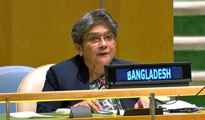 পারমাণবিক শক্তির নিরাপদ ব্যবহার করছে বাংলাদেশ: রাবাব ফাতিমা