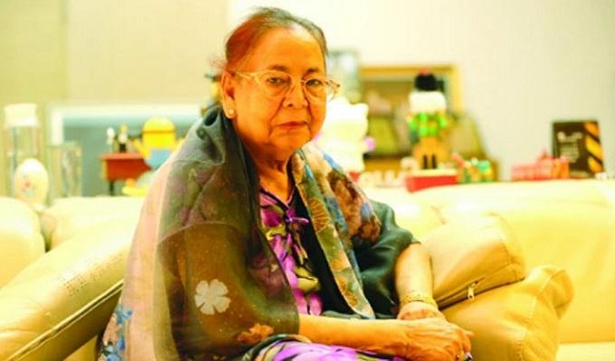 মারা গেলেন কথাসাহিত্যিক রাবেয়া খাতুন