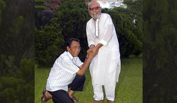 হুমায়ুন ফরীদির গুণমুগ্ধ ছিলেন এটিএম শামসুজ্জামান