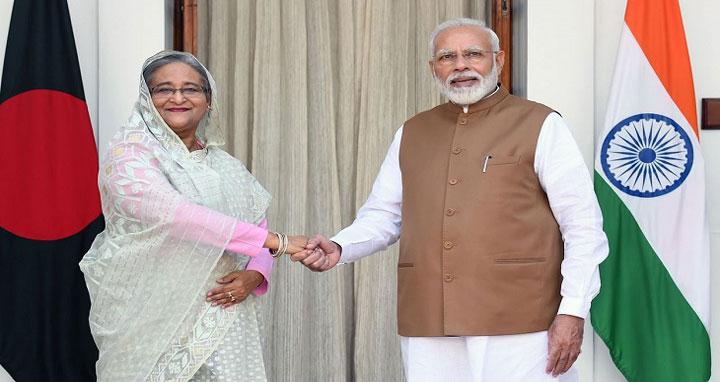 শেখ হাসিনা-মোদি উদ্বোধন করবেন ঢাকা-জলপাইগুড়ি ট্রেন