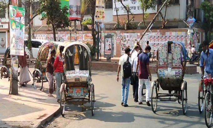রাজধানীতে রিকশা ভাড়া দ্বিগুণ, সিএনজির তিনগুণ