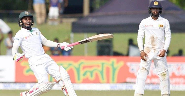টেস্ট পরিসংখ্যানে বাংলাদেশ-শ্রীলঙ্কা
