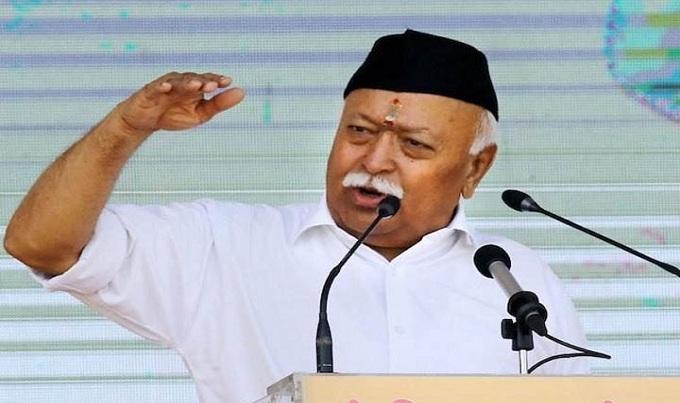 'যিনি বলবেন মুসলিমরা ভারতে থাকবেন না, তিনি হিন্দু নন'