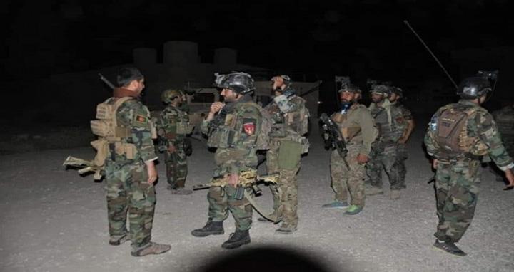 আফগানিস্তানে একদিনে ৩৭৫ জন তালেবান নিহতের দাবি