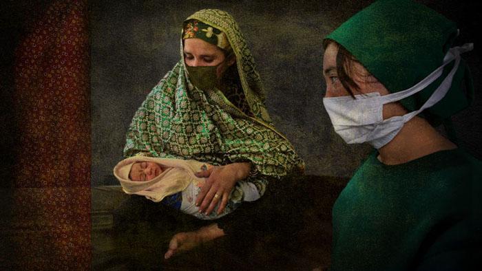 আফগান নারীদের কাছে সন্তান প্রসব এখন 'আতঙ্ক'
