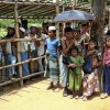 ভারত থেকে বাংলাদেশে এসেছে ১৩০০ রোহিঙ্গা