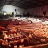 দক্ষিণ আফ্রিকায় গির্জার দেয়ালধসে প্রাণ গেল ১৩ জনের