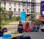 তৃতীয় দিনেও ৭ কলেজের অধিভুক্তি বাতিলের দাবিতে আন্দোলন অব্যাহত