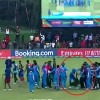 ফাইনালে ধাক্কাধাক্কি : শাস্তি পেলেন বাংলাদেশ-ভারতের পাঁচ ক্রিকেটার