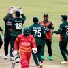 বাংলাদেশকে ২৯৯ রানের লক্ষ্য দিয়েছে জিম্বাবুয়ে