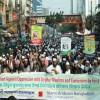 চীনের উইঘুর মুসলিম নির্যাতনের প্রতিবাদে রাজধানীতে বিক্ষোভ
