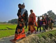 পশ্চিমবঙ্গের ব-দ্বীপ এলাকার মানুষ অন্যত্র চলে যাচ্ছে