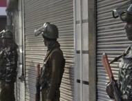 কাশ্মীরে অন্তঃকোন্দলে ভারতীয় ৩ সেনা নিহত