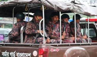 ঝুঁকিপূর্ণ ২৪ উপজেলায় বিজিবি মোতায়েন
