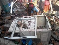 ফতুল্লায় ডাইং কারখানায় ভয়াবহ কেমিক্যাল বিস্ফোরণ