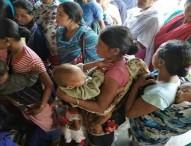 ভারতে দ্বিতীয় দফায় ভোটগ্রহণ চলছে