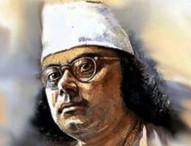 জাতীয় কবি কাজী নজরুলের জন্মবার্ষিকী আজ