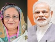বাংলাদেশ-ভারত সম্পর্ককে 'অভূতপূর্ব উচ্চতায়' নেওয়ার অঙ্গীকার
