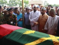 পল্লীনিবাস নয়, এরশাদের দাফন ঢাকাতেই: জিএম কাদের