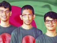 বাংলাদেশ ৩টি ব্রোঞ্জ জিতল আন্তর্জাতিক জীববিজ্ঞান অলিম্পিয়াডে