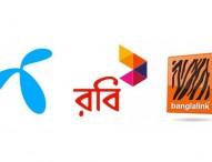 ৩ মোবাইল কোম্পানী গুগল ও ফেইসবুককে ৯ হাজার কোটি টাকা দিয়েছে