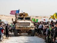 তুর্কি হামলায় সিরিয়া থেকে পালাচ্ছে মার্কিন বাহিনী