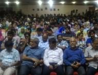 শপথ নিলেন বুয়েটের শিক্ষক-শিক্ষার্থীরা