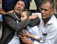 চট্টগ্রামে গ্যাসলাইন বিস্ফোরণ : স্কুলের পথেই হারিয়ে গেলেন মা-ছেলে